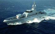Fast Patrol Boat 43m