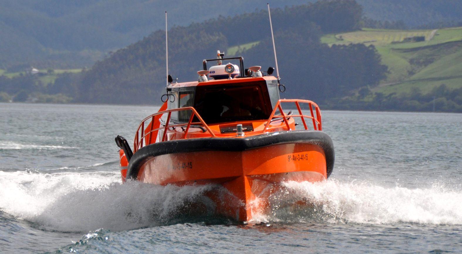 F. NANSEN Workboat